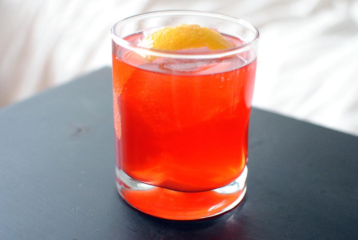 Cocktails with Campari